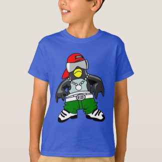 Rapper penguin T-Shirt