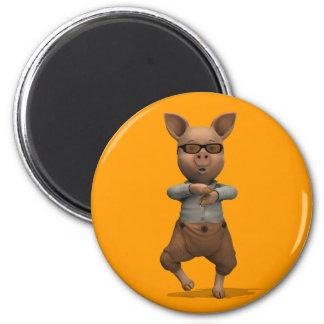 Rapper Pig Magnet