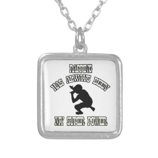 RAPPING sports designs Jewelry
