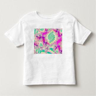 Rapsberry Heart Star, Abstract Heart Beat of Love Toddler T-shirt