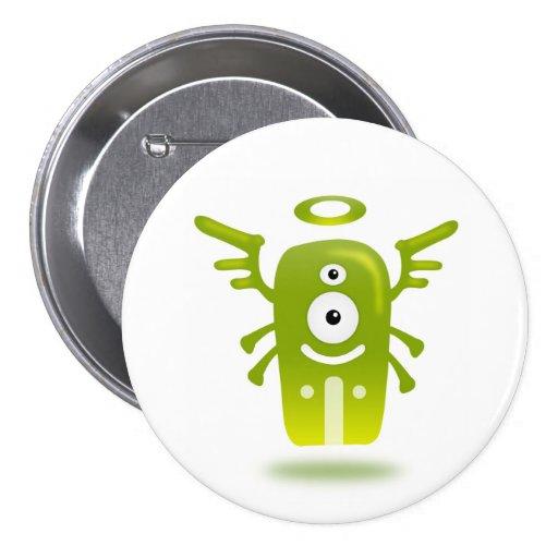 Rapscallion-Button 3 Inch Round Button