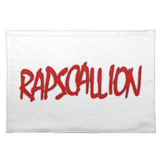 rapscallion cloth placemat