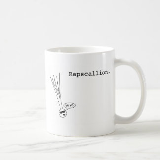 rapscallion coffee mug