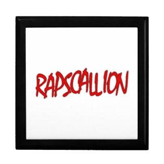 rapscallion keepsake box