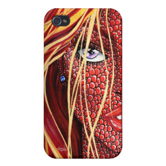 Rapscallion Sci-Fi Fantasy Fine Art iPhone 4 Cover