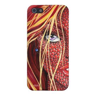 Rapscallion Sci-Fi Fantasy Fine Art iPhone SE/5/5s Cover