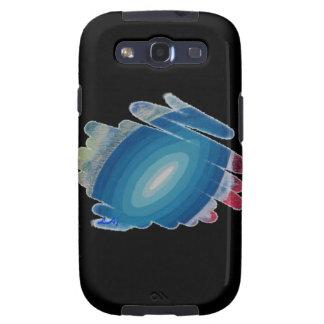 Rapsodia en azul en la caja negra S3 de la galaxia Galaxy SIII Fundas