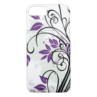 Rapsodia púrpura funda iPhone 7