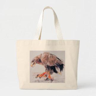 Raptor 2001 large tote bag