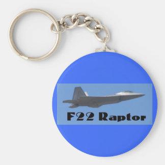 Raptor 2 keychain