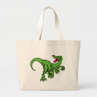 raptor color canvas bags