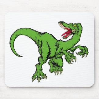 raptor color mouse pads