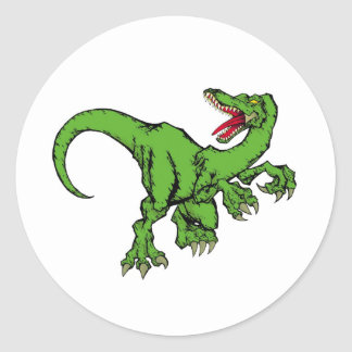 raptor color stickers