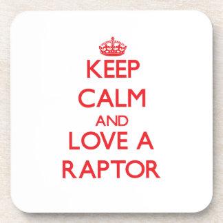 Raptor Beverage Coaster