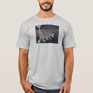 Raptor Dolphin: Land or Sea T-Shirt