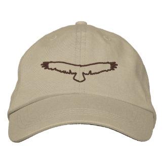 Raptor Embroidered Baseball Hat
