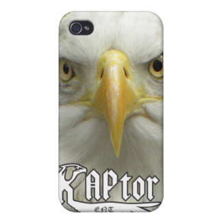 RAPtor ENT iPhone 4/4s cover (Eagle)