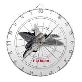 Raptor F-22 Dart Board