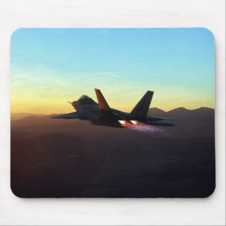 Raptor F-22 Mouse Pad