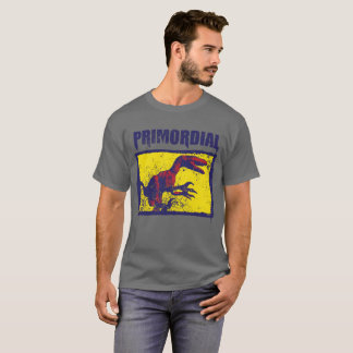 Raptor_PRIMORDIAL_color_T-Shirt _1 T-Shirt