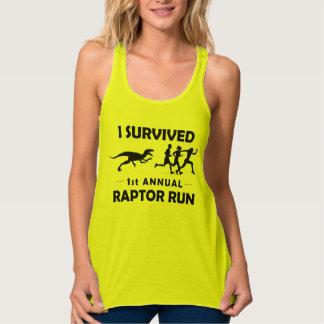 Raptor Run Souvenir Tee
