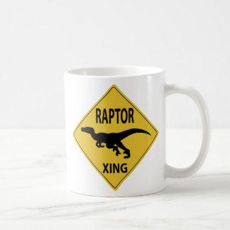 Raptor Xing Coffee Mug