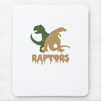 Raptors Mouse Pad