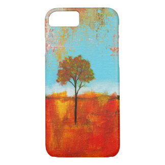 Rapture Abstract Landscape Tree Art Painting iPhone 8/7 Case
