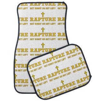 Rapture - Cross Car Floor Mat