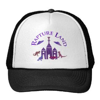 Rapture Land Trucker Hats