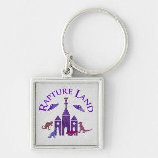 Rapture Land Keychain