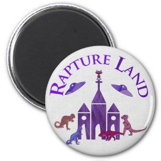 Rapture Land Magnet