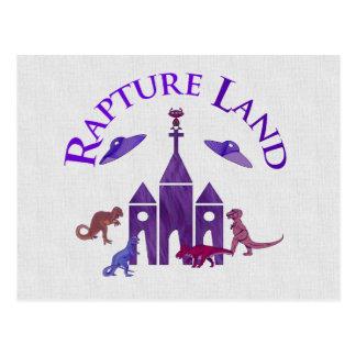 Rapture Land Postcard