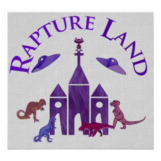 Rapture Land Posters