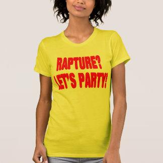Rapture?  Let's Party! T-Shirt