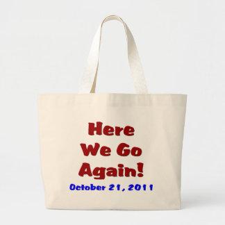 Rapture October 21 Bag