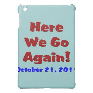 Rapture October 21 iPad Case