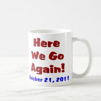 Rapture October 21 Mug