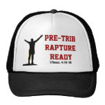 Rapture Ready PreTrib Hat