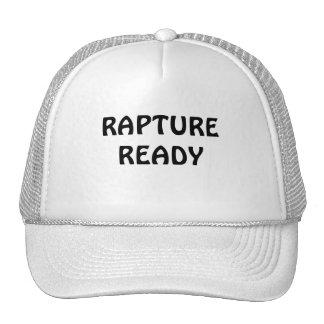 Rapture Ready Trucker Hat
