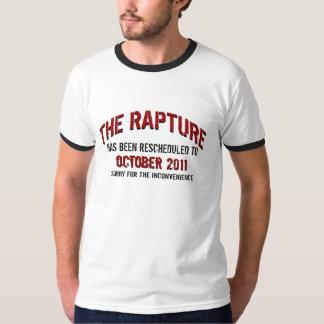 RAPTURE RESCHEDULED T-Shirt