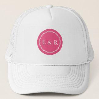 Rapture Rose Pink - Spring 2018 London Color Trucker Hat