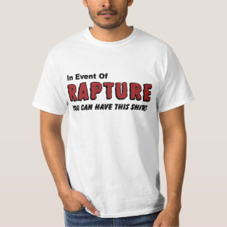 Rapture Shirt Christian Shirt