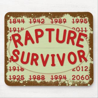 Rapture Survivor Mouse Pad
