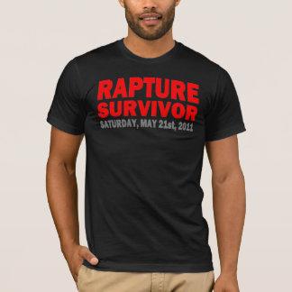 Rapture Survivor Shirt May 21, 2011