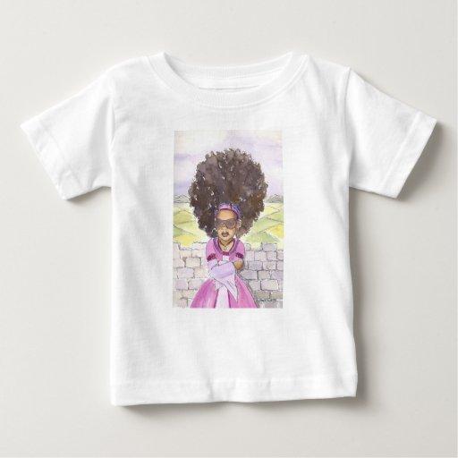 Rapunzel Afro Baby Toddler shirt