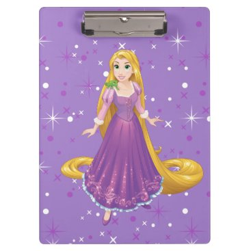 Disney Themed Rapunzel And Pascal Clipboard