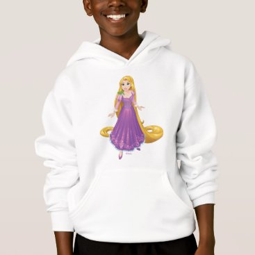 Disney Themed Rapunzel And Pascal Hoodie