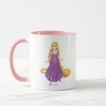 Disney Themed Rapunzel And Pascal Mug