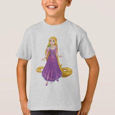 Disney Themed Rapunzel And Pascal T-Shirt